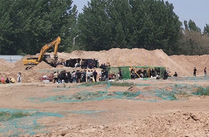 4 Dead Kids Unearthed at Henan Construction Site