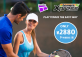 GROUP TENNIS LESSONS FOR ADULTS: LEARN TENNIS & MAKE NEW FRIENDS!