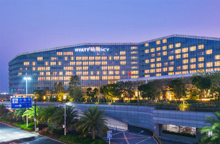 Best Airport Hotel in China 2020 Goes to Hyatt Regency Shenzhen Airport