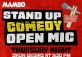 Mambo Stand-up Comedy Night