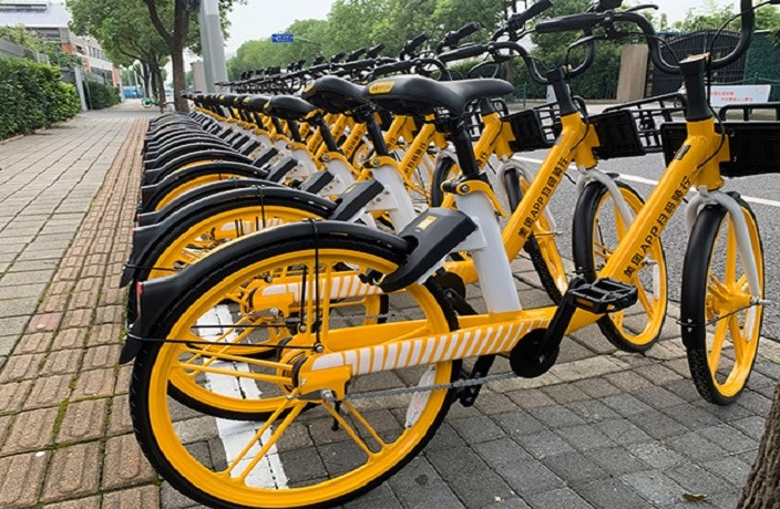 Shared Bikes Are Now Free During Rush Hour in Beijing