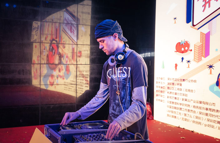 Jesse Warren Talks Shenzhen Music and New Mettasonic Releases