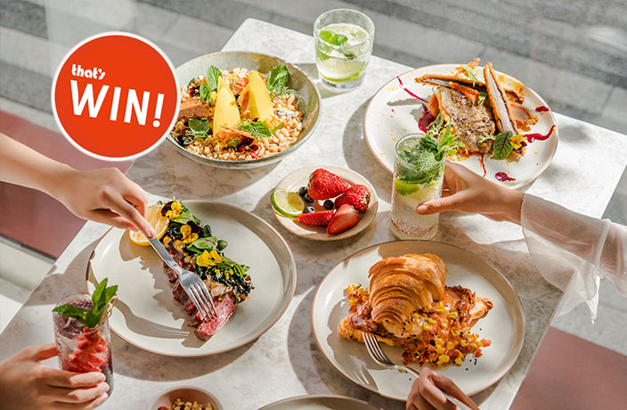 WIN! An Artistic Aussie Brunch for 2 at Auvers