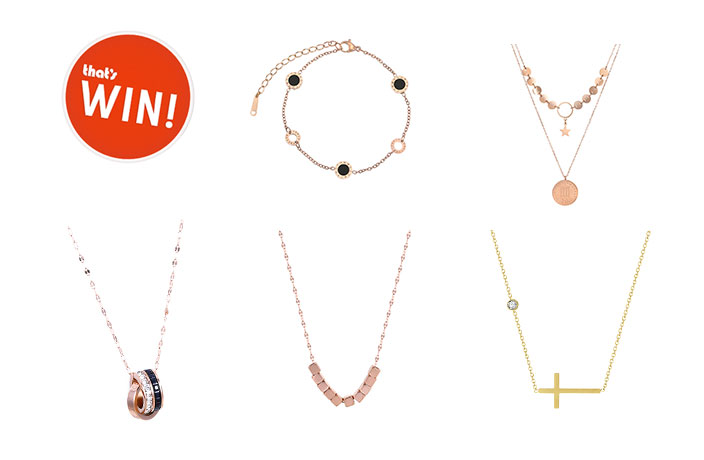 WIN! Celebrate 520 with Delicate Trendy Xuping Jewelry