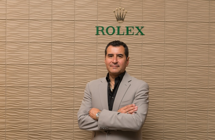 Michael Luevano, Tournament Director of the Rolex Shanghai Masters
