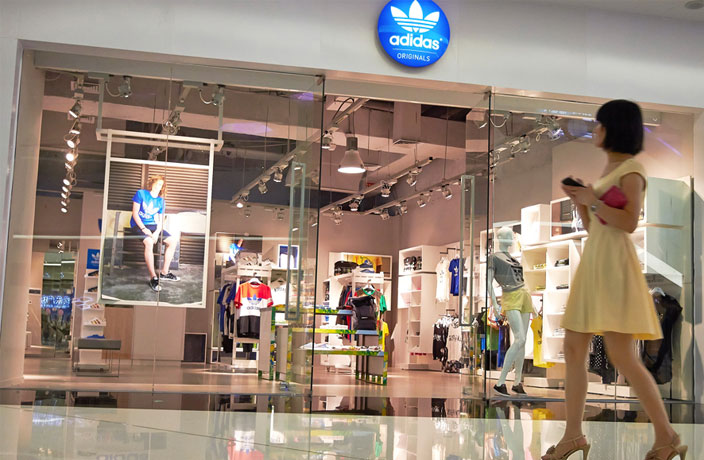 Adidas Pledges to Boost Investment in China