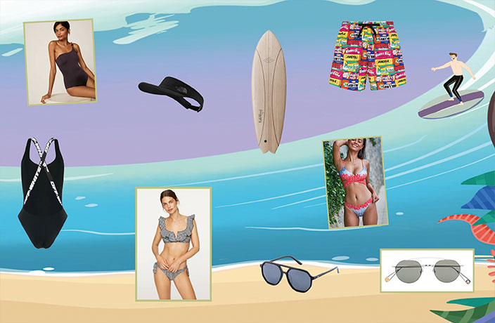 9 Items to Get You Beach Ready