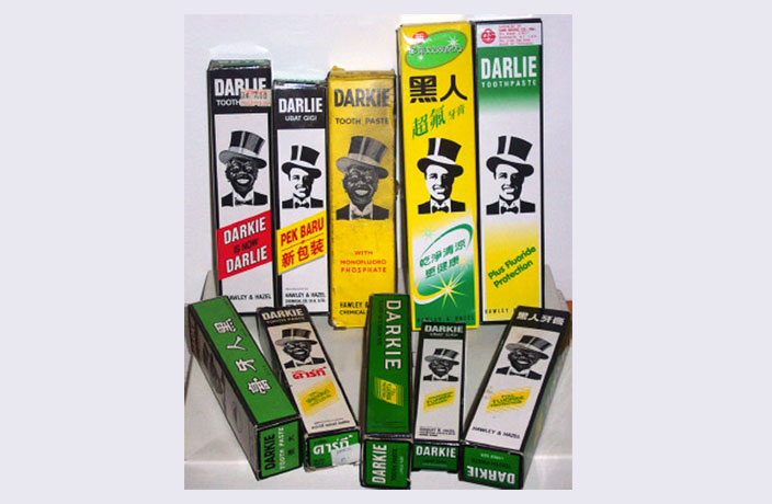 Darlie Toothpaste to Rebrand, Distances from Racist Roots