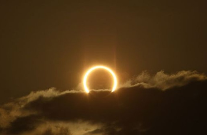 'Ring of Fire' Solar Eclipse to Occur in China on Sunday