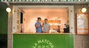 Enjoy All Things Green Tea at Camden Hauge's New Spot La Matcha