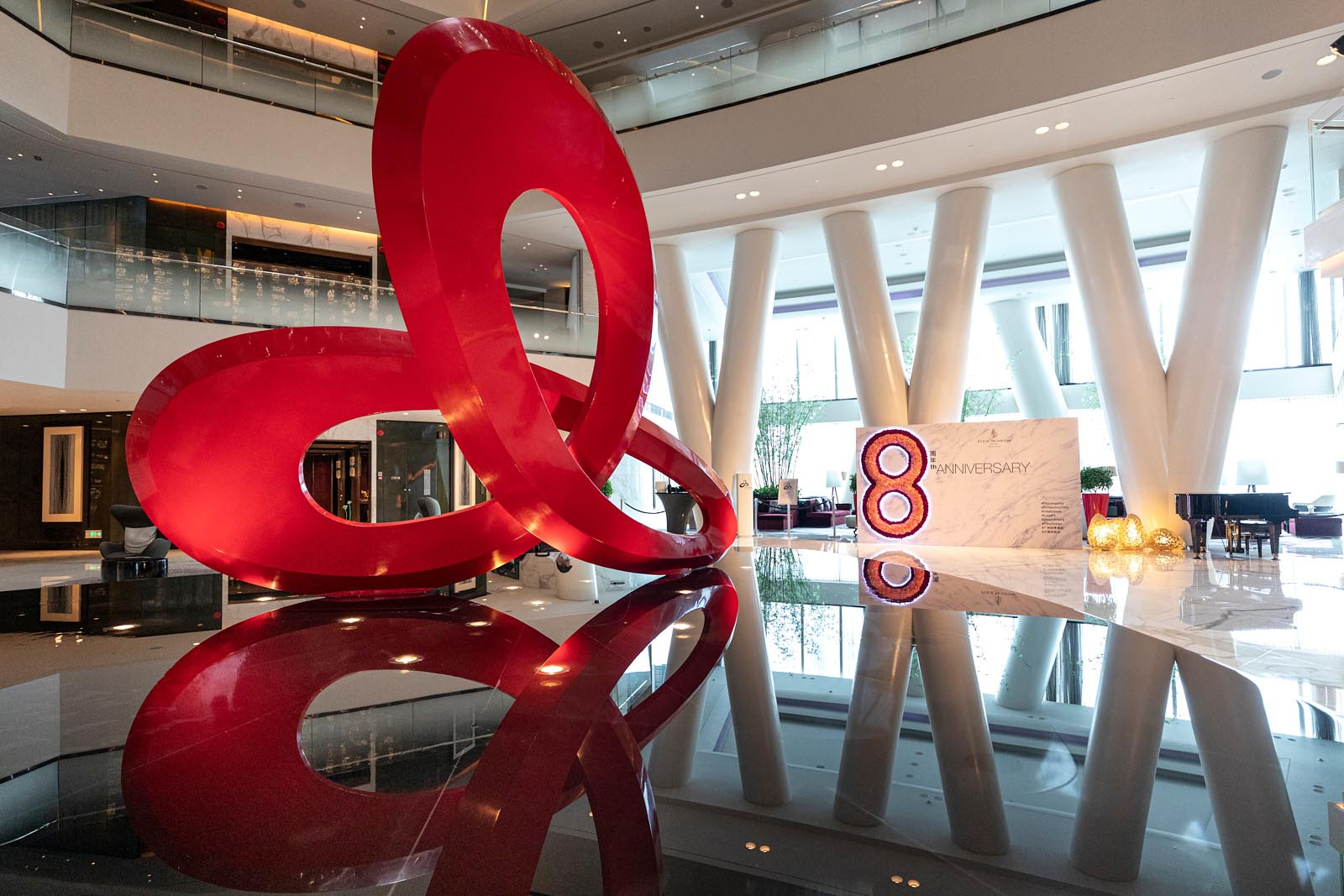 Four Seasons Hotel Guangzhou Celebrates Its 8th Anniversary