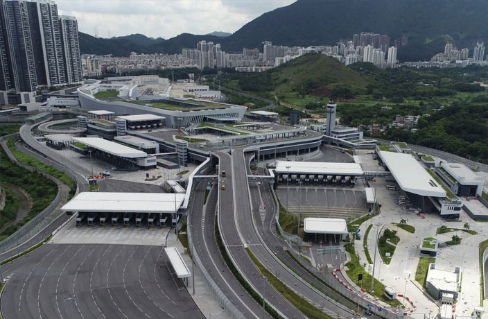 New SZ-HK Border Checkpoint Opening This Week
