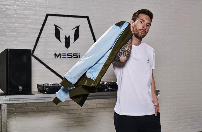 LeoMessi Brand Tote Bags Raise Money for Autistic Children