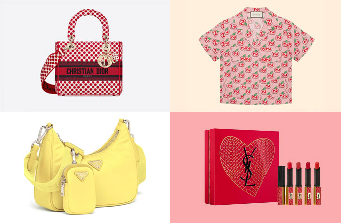 9 Luxury Collections in Honor of Chinese Valentine's Day