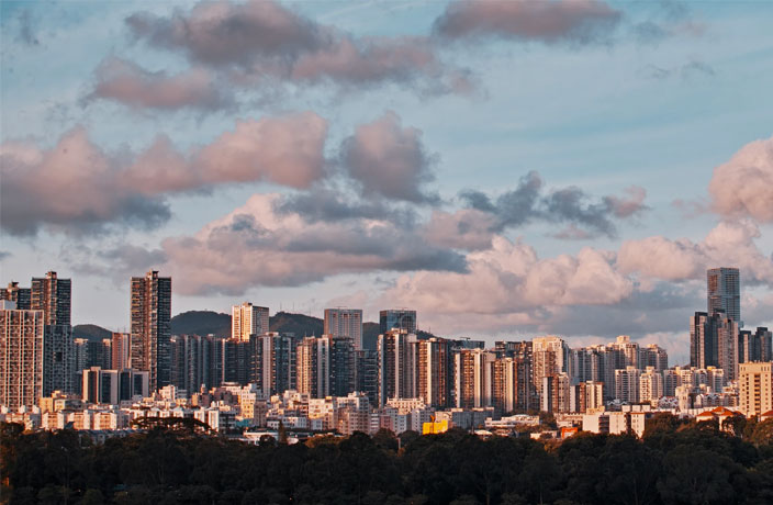 Shenzhen Named Top Development City in China
