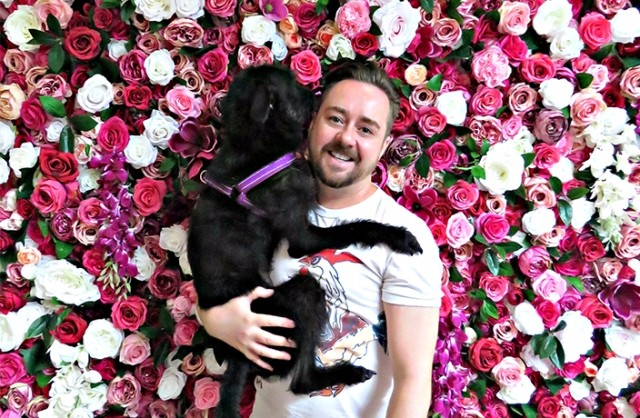 Spotlight: Mark Byrne, Founder of The Flower Wall Company