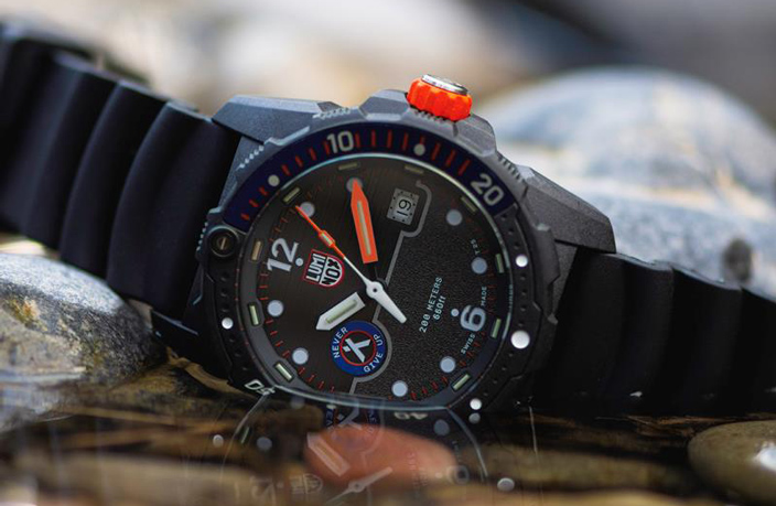 This Watch from Bear Grylls and Luminox Is Now Available in China