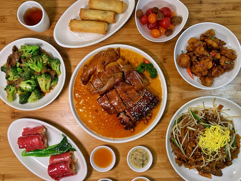 Shanghai Restaurant Review: Meta American-Chinese Resto in China, Lucky You