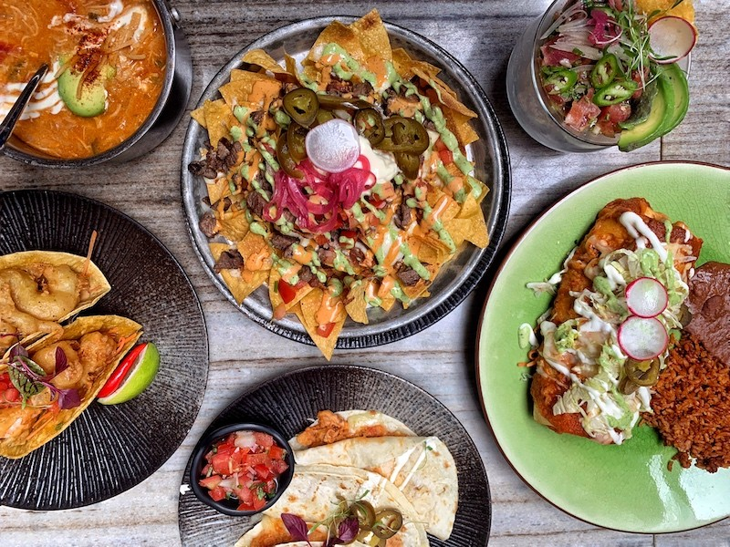 All the Mexican Food You Could Wish for and More at Pistolera