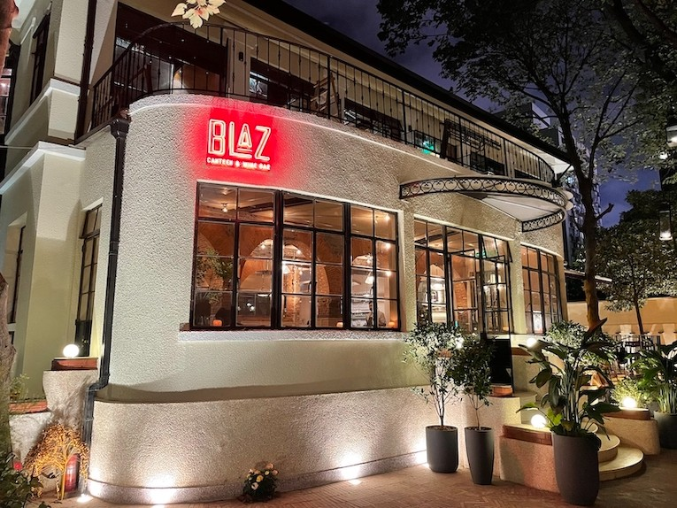 Shanghai Restaurant Review: French Natural Wine Bar Blaz