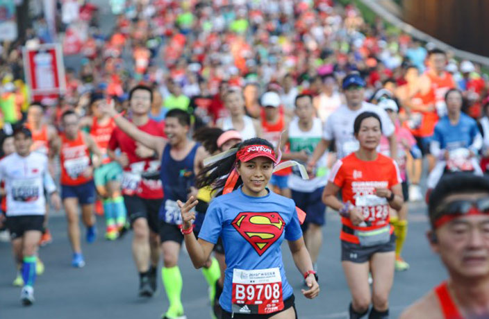You Can Now Register for the 2020 Guangzhou Marathon