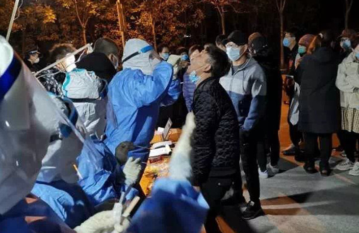 New COVID-19 Cases Reported Across Chinese Mainland
