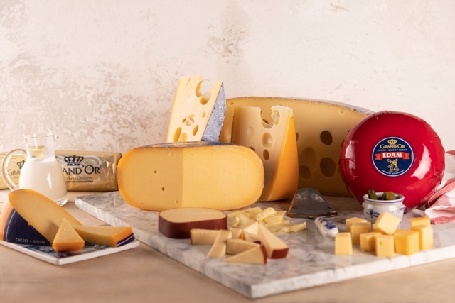 WIN! Cheese… 10kg of Delicious Grand'Or Cheesy Goodness