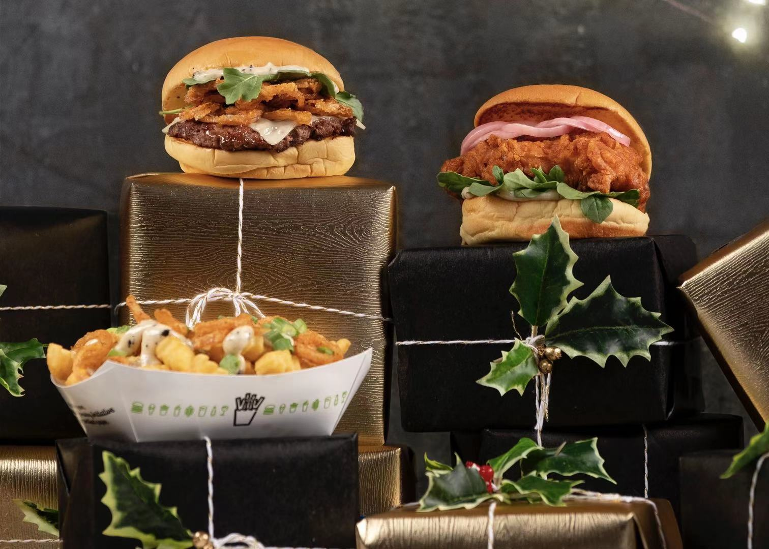 Shake Shack's Limited Edition Holiday Menu is Truffle-tastic