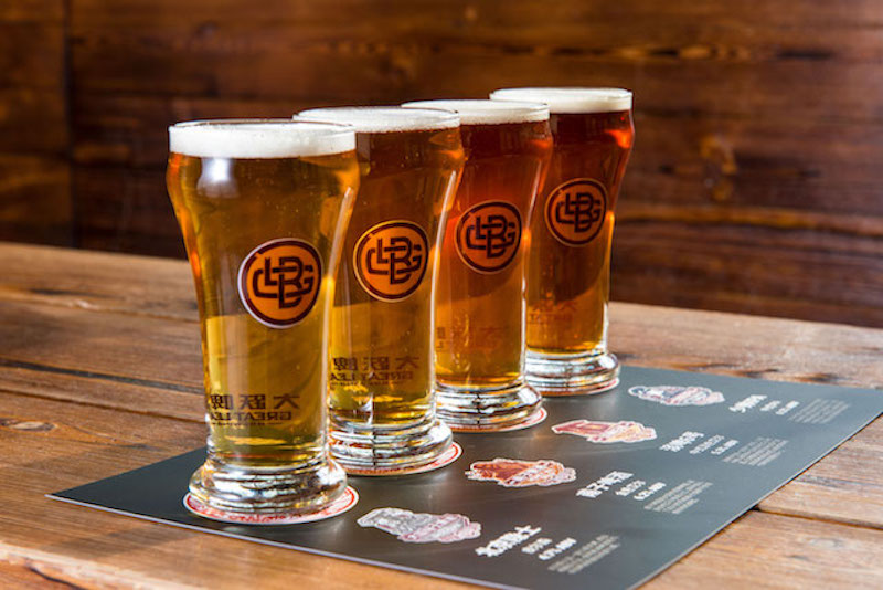 Check Out These New Craft Beers at Great Leap Brewing #12