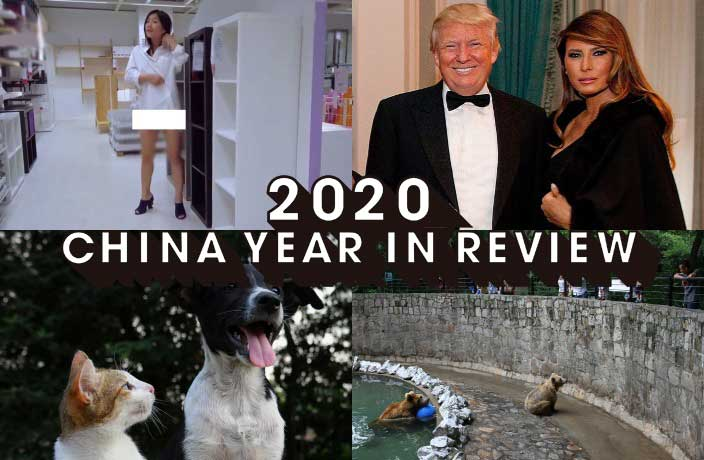 10 Top Trending China News Stories of 2020