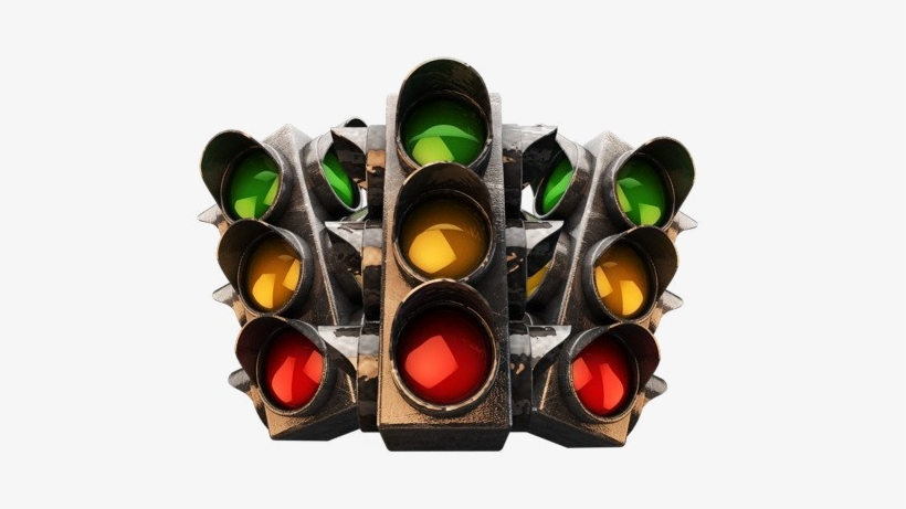 Last Call for This Valentine's Day Free-Flow Traffic Light Party