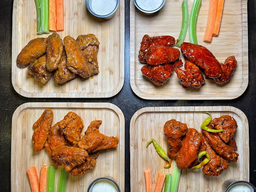 Shanghai's Best Wing Deals: Ranked on Spice, Sauce and X Factor
