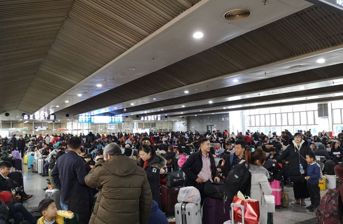 China Doesn't Want You To Travel During Spring Festival