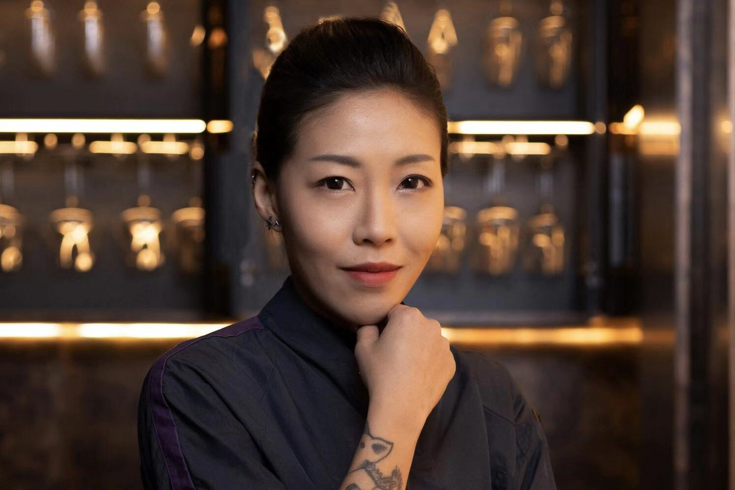 DeAille Tam of Shanghai's Obscura Named Female Chef of 2021
