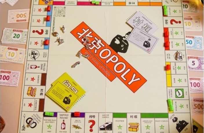 Meet the Man Who Created 'Beijing Monopoly'