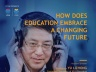 Livestream Keynote Speech by YCYW Education:How Does Education Embrace the Changing Future?