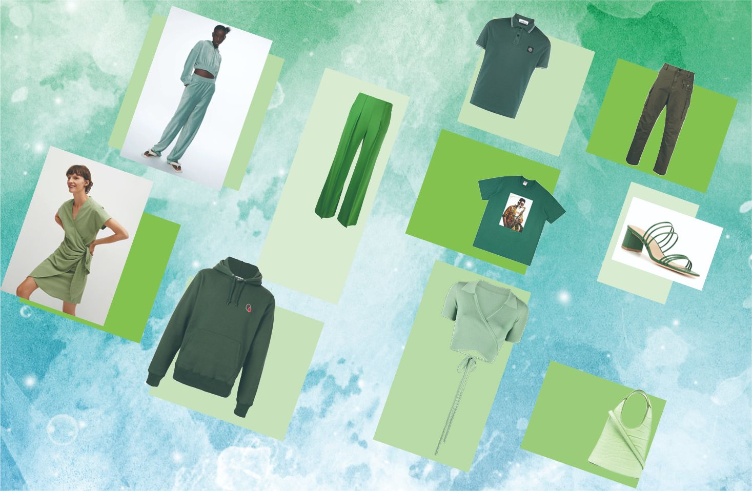 10 Pieces That Will Have Them Green with Envy