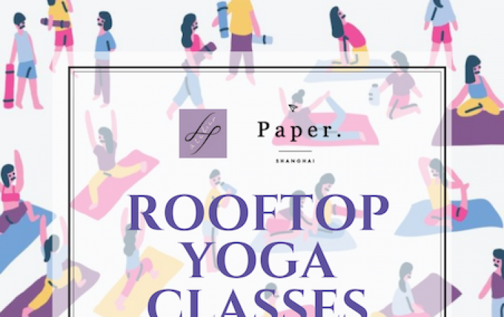 Rooftop Yoga @ Paper
