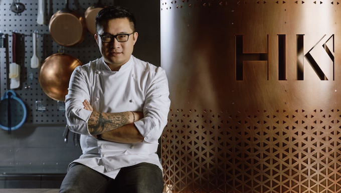 Chef Ling of Stone Sal, Meatopia on Swanky New 18-Seat Spot HIK9