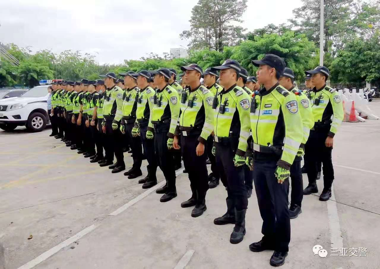 Need the Sanya Traffic Police? They're on WeChat!
