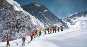 China to Build Separation Line on Mt. Everest to Prevent COVID-19