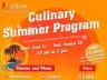 Culinary Summer Program