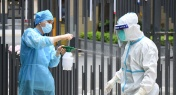 Shenzhen Communities in Lockdown due to COVID-19 Close Contacts