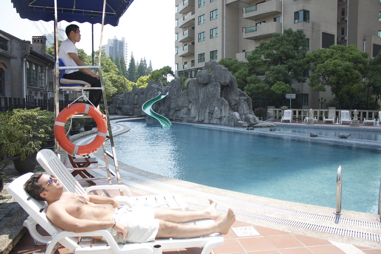 19 shanghai swimming pools perfect for summer that s shanghai for China fleet club swimming pool prices