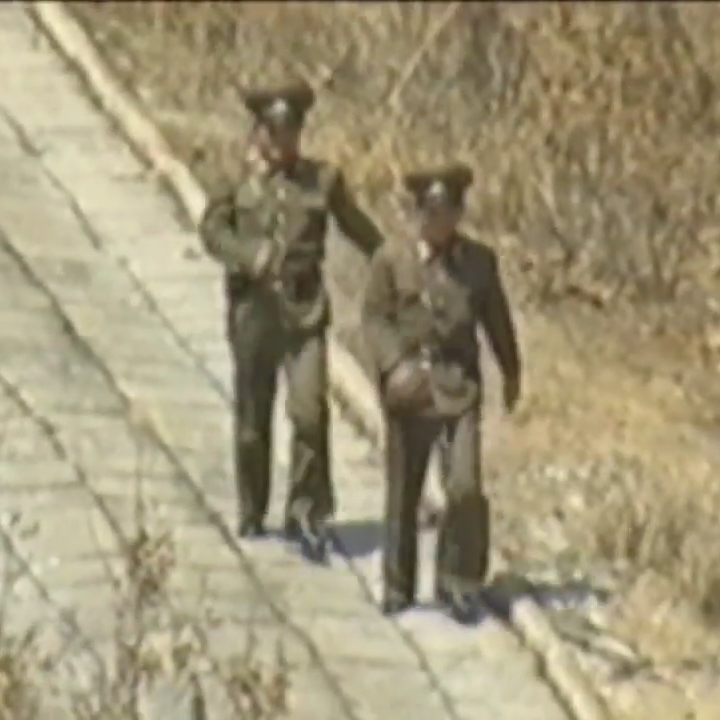 PHOTOS: CCTV footage of North Korean soldiers sharing gay kiss sparks  concerns online – Thatsmags.com