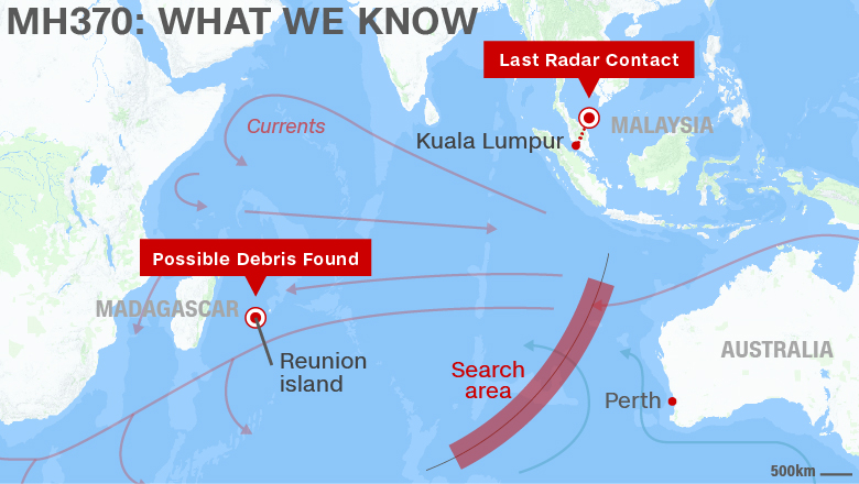 Malaysian PM confirms Reunion Island plane debris is from MH370 – Thatsmags.com