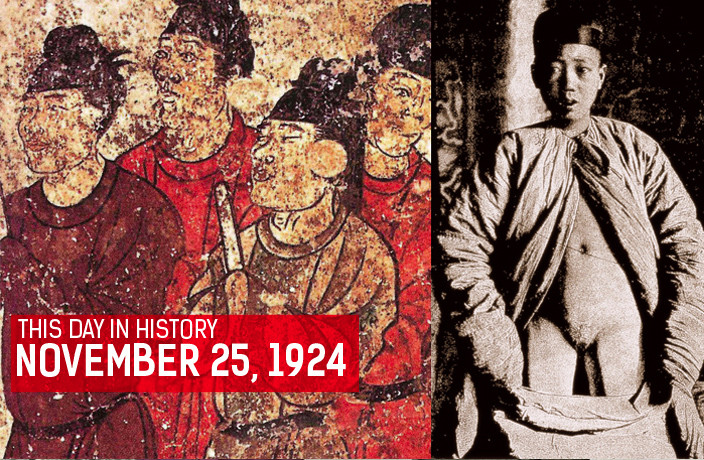 This Week in History: China Ends the Eunuch Era