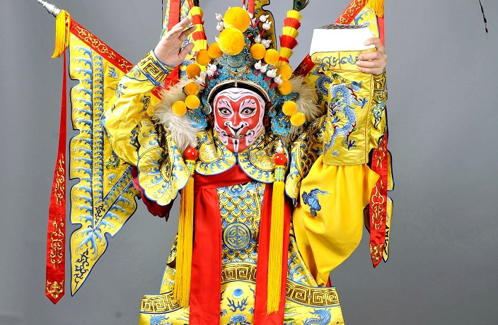 Can The Monkey King save Peking Opera?