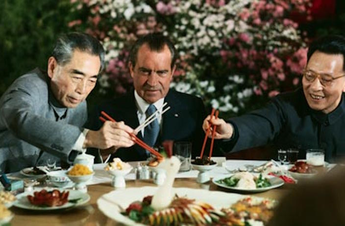 This Day in History: Nixon Signs Shanghai Communique