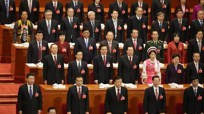 Two Sessions China